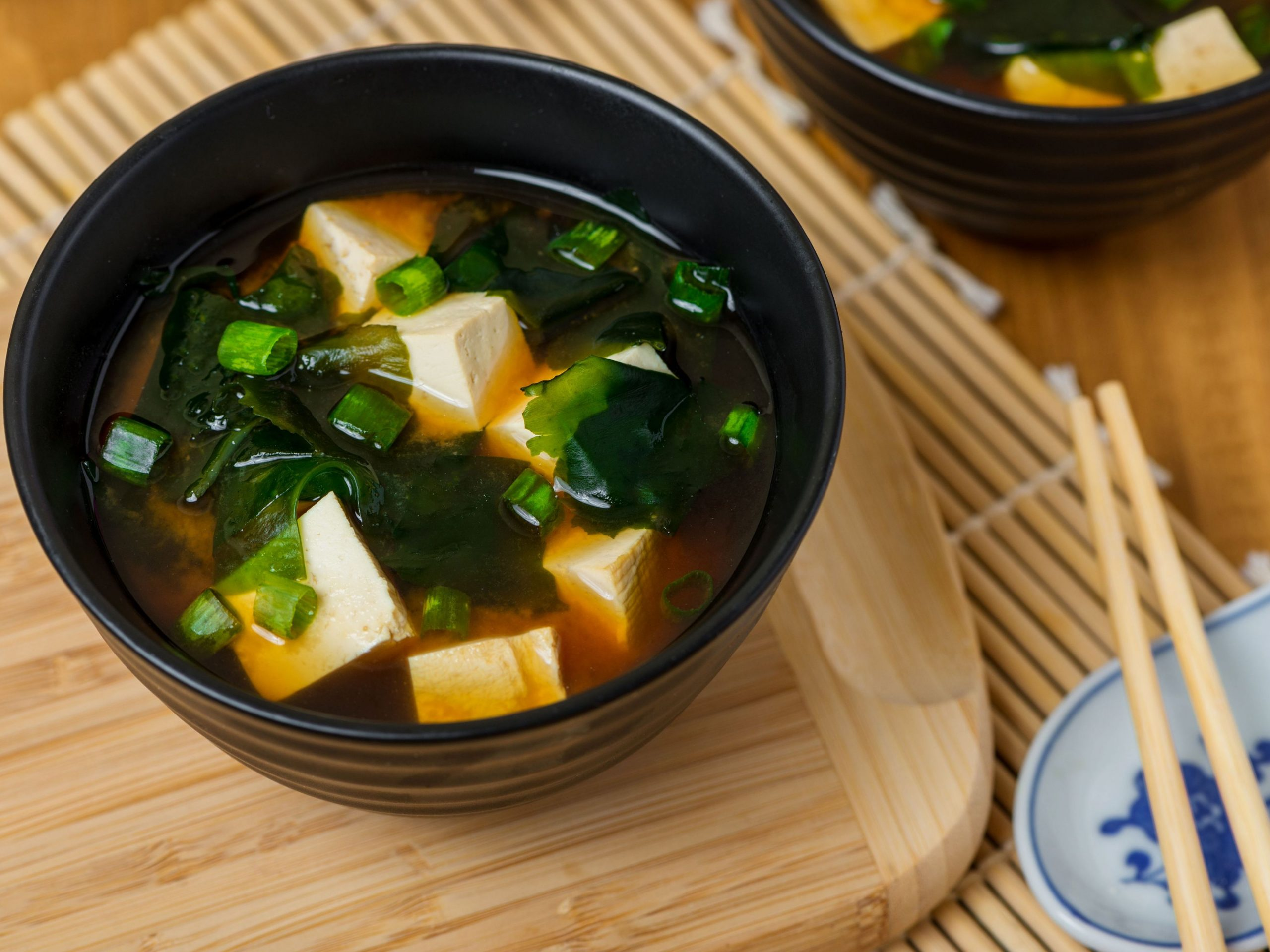 Basic Vegetarian Miso Soup - Recipes Miso Soup