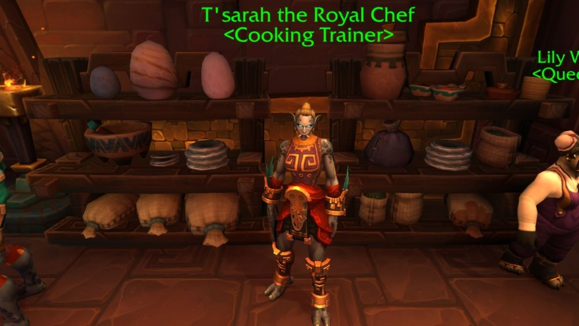Battle for Azeroth 12-1275 Cooking Profession Guide - Patch 12.12 ..