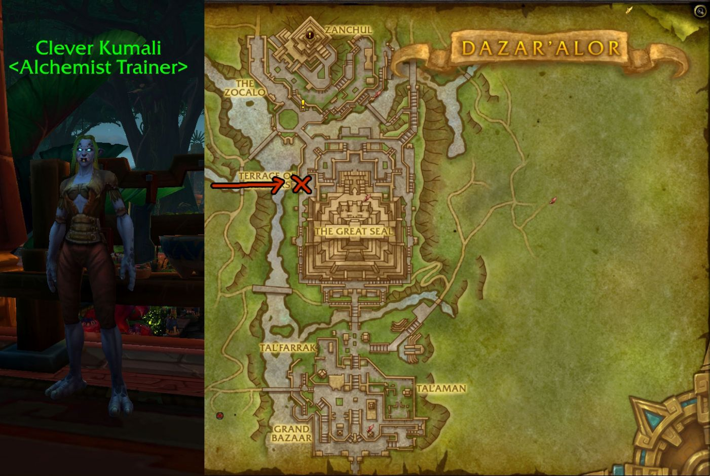 Battle for Azeroth Alchemy Guide - (Patch 11