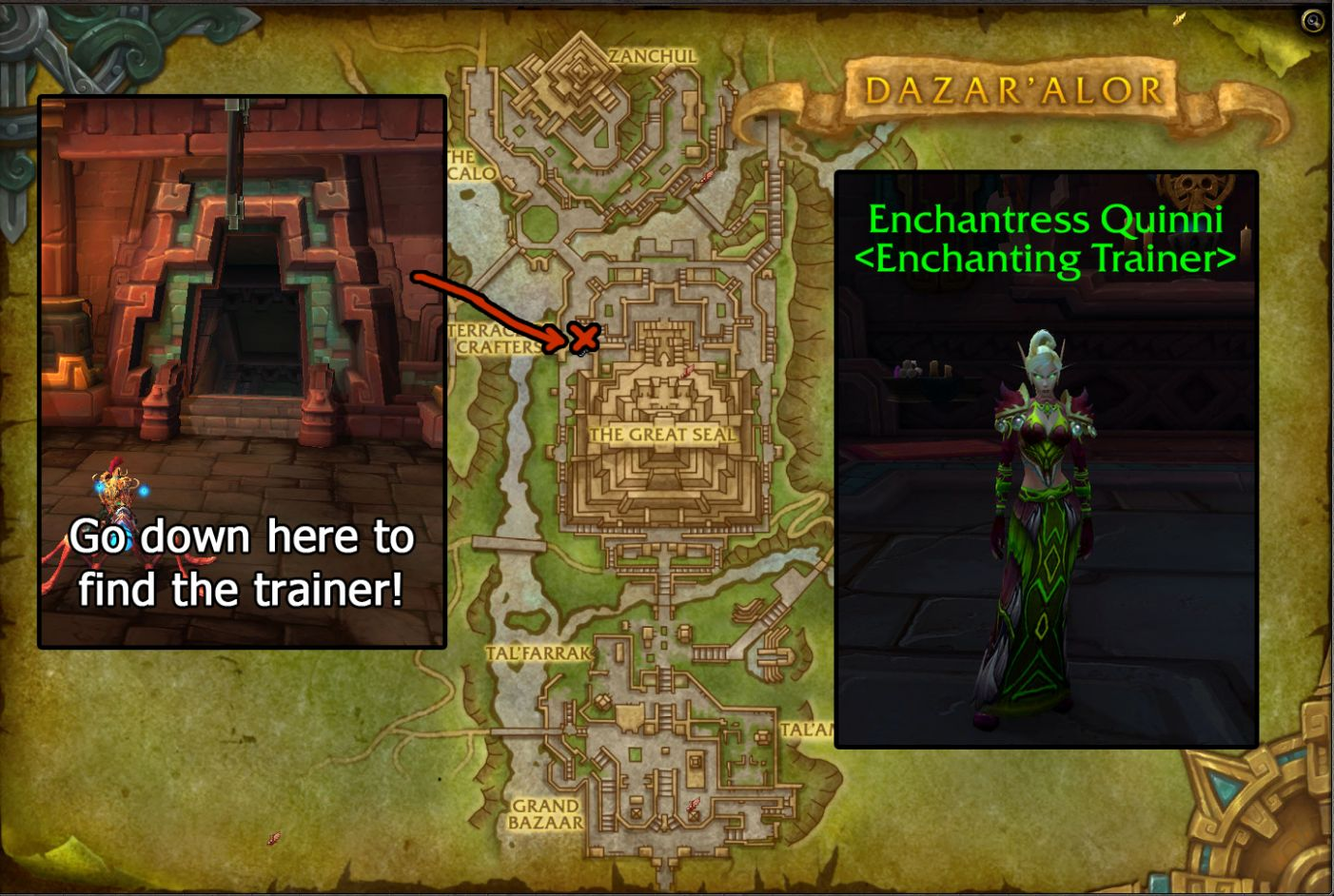 Battle for Azeroth Enchanting Guide - (Patch 11.11) - WoW-professions