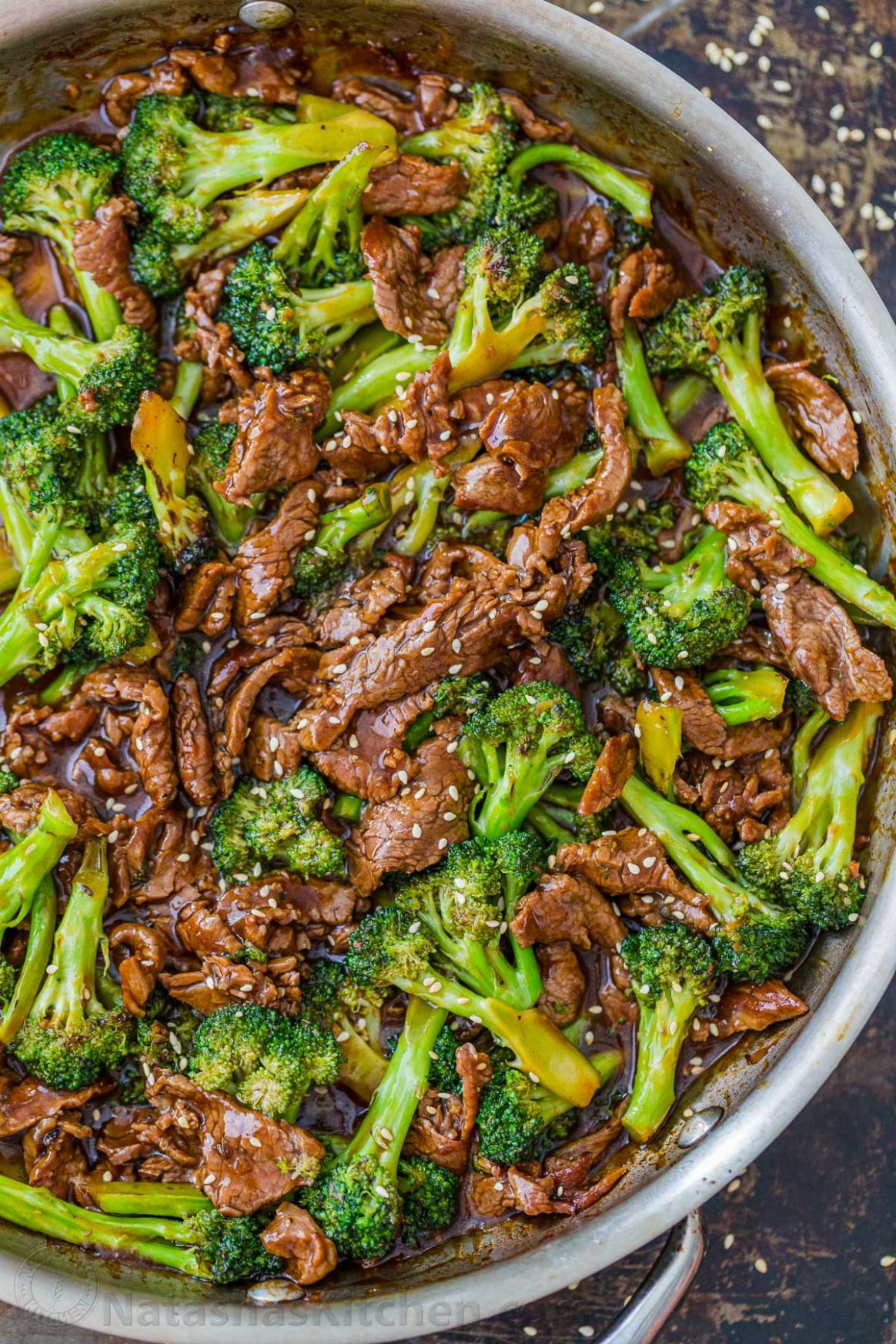 Beef and Broccoli Recipe - Recipes With Beef Strips