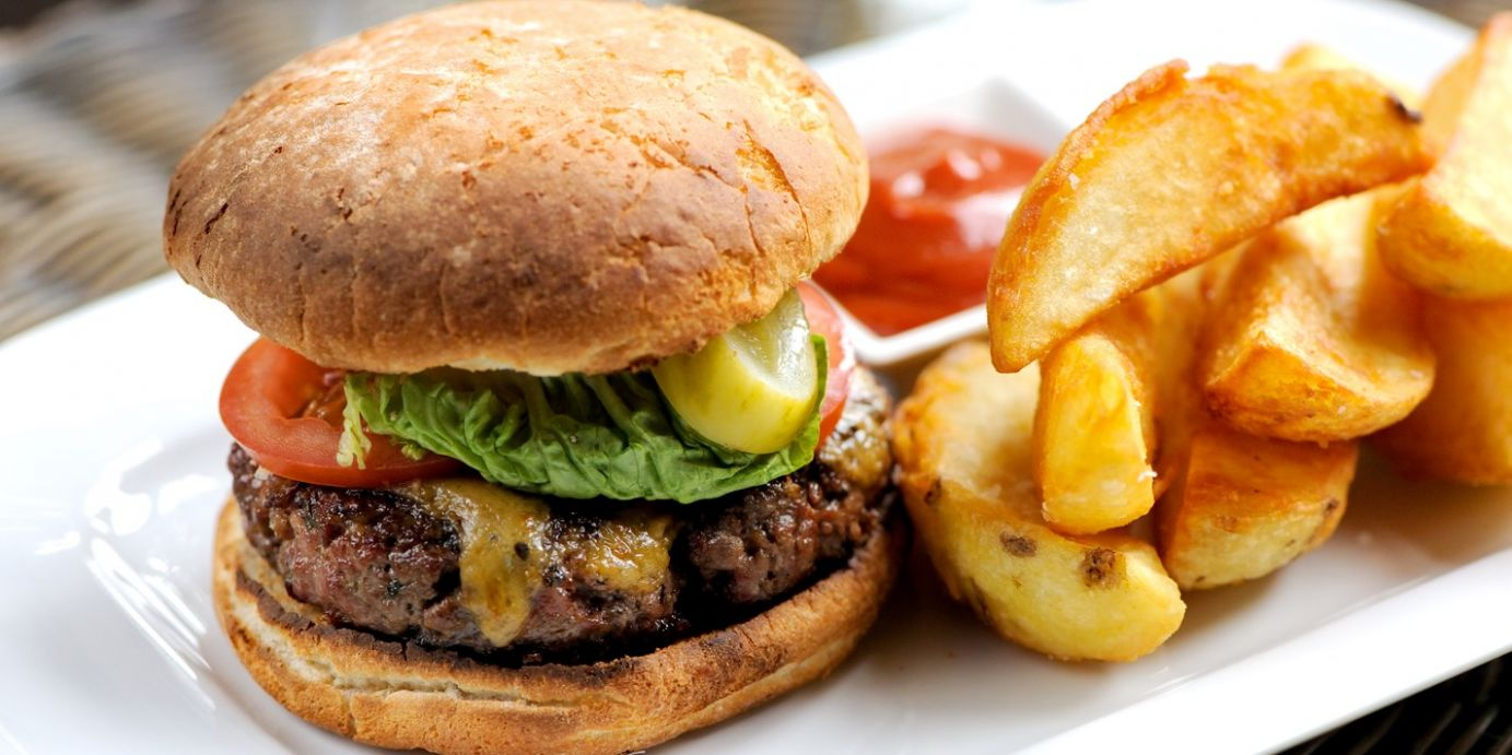 Beef Burger Recipes - Great British Chefs