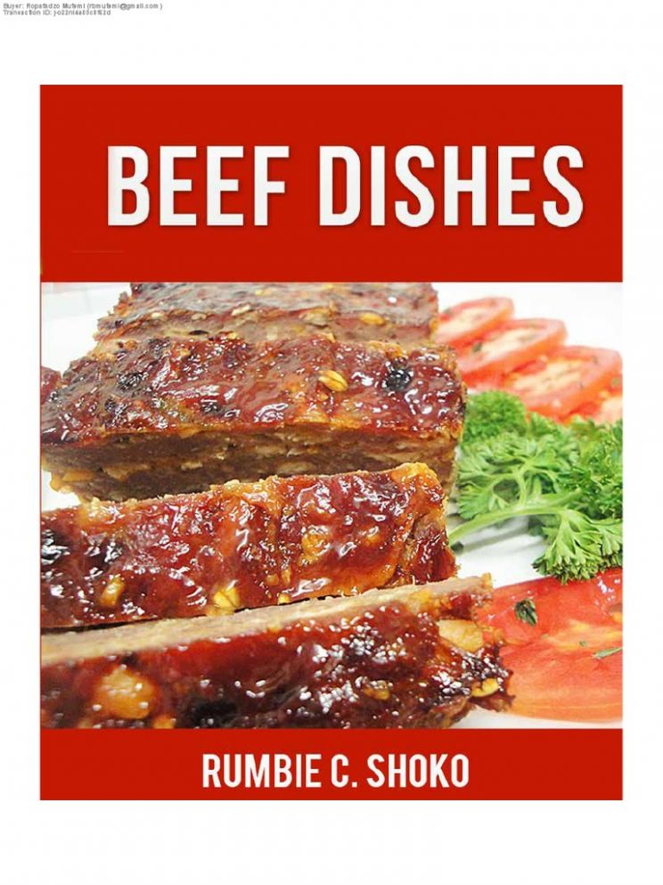 Beef Dishes | Beef | Tablespoon