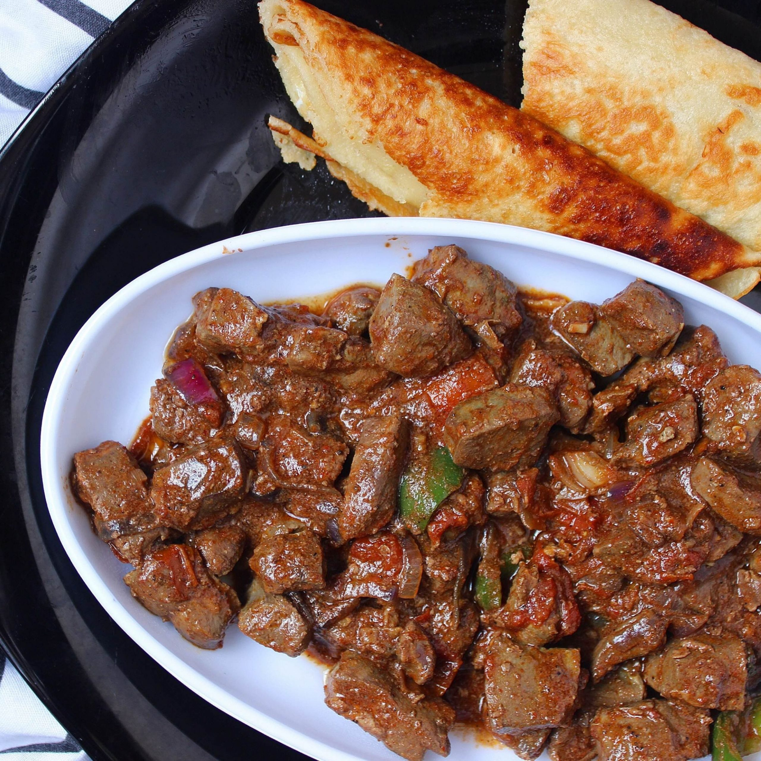 Beef liver Kenyan style | Liver recipes, Food, Cooking recipes