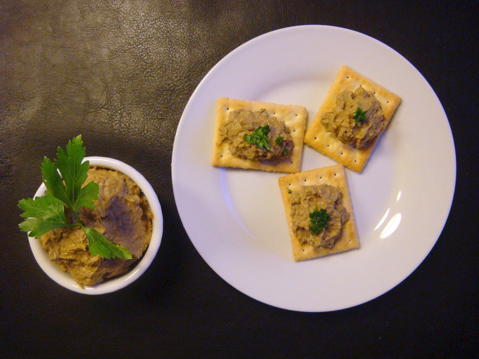 Beef Liver Pâté - Dish by Dish - Recipes Beef Liver Pate