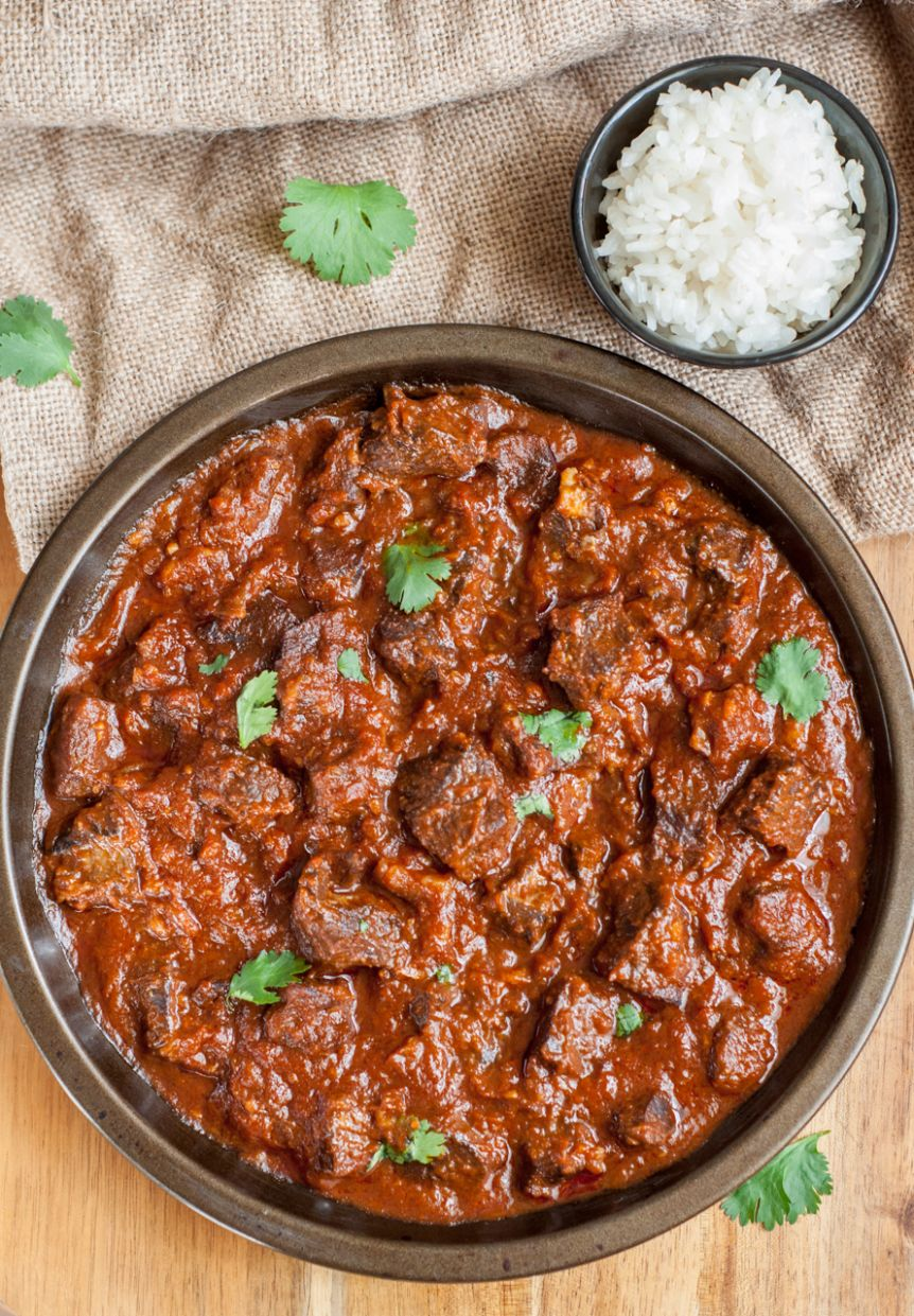 Beef Masala Curry - Diced Beef Recipes Quick