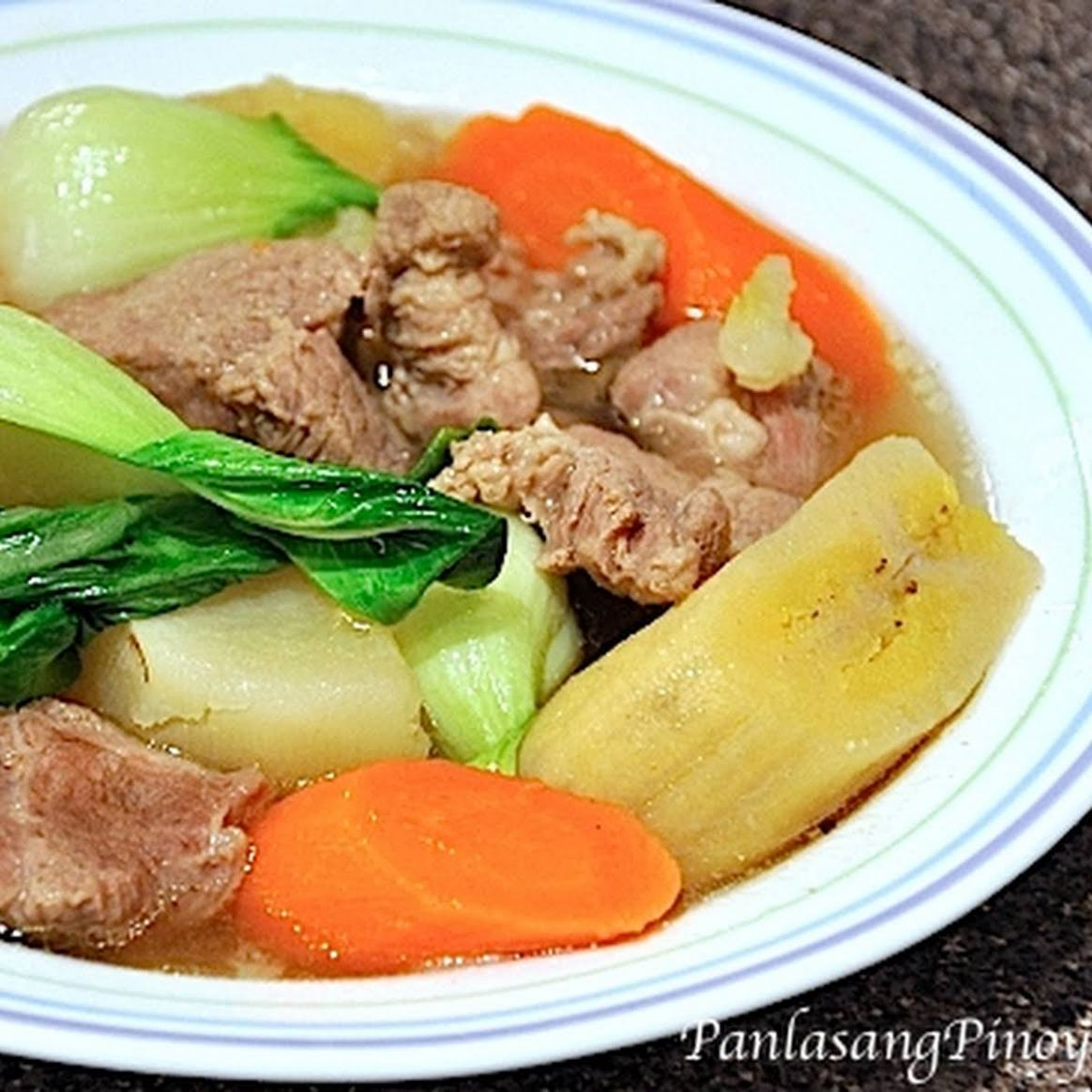 Beef Nilaga - Easy Recipes Pinoy