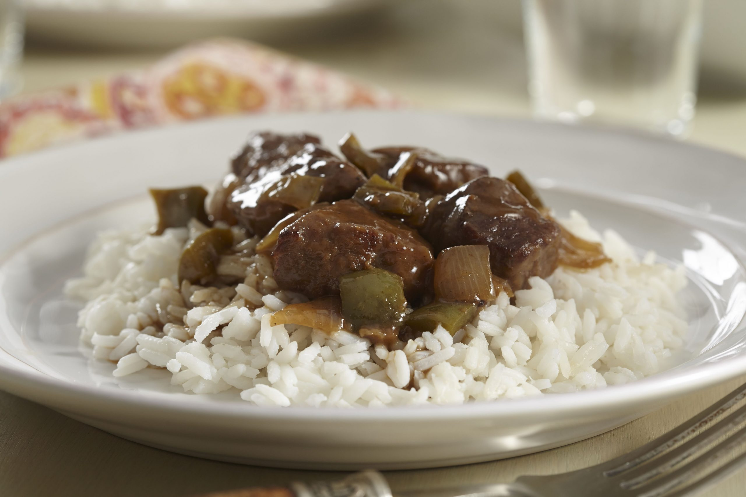 Beef Tips and Rice Recipe - Recipes Beef Tips And Rice