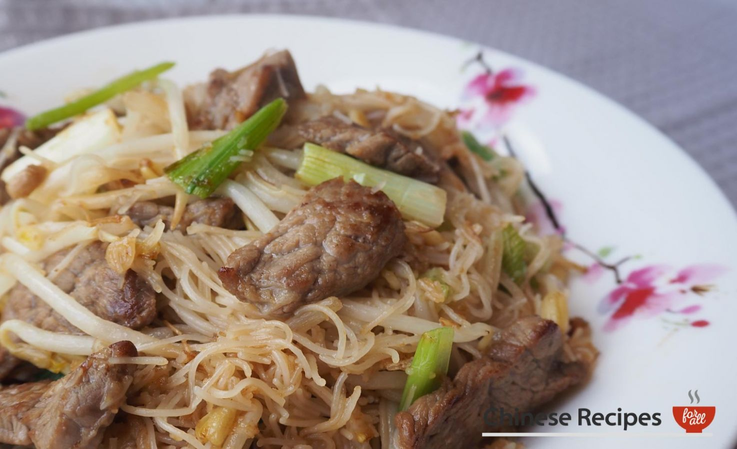 Beef Vermicelli Noodles