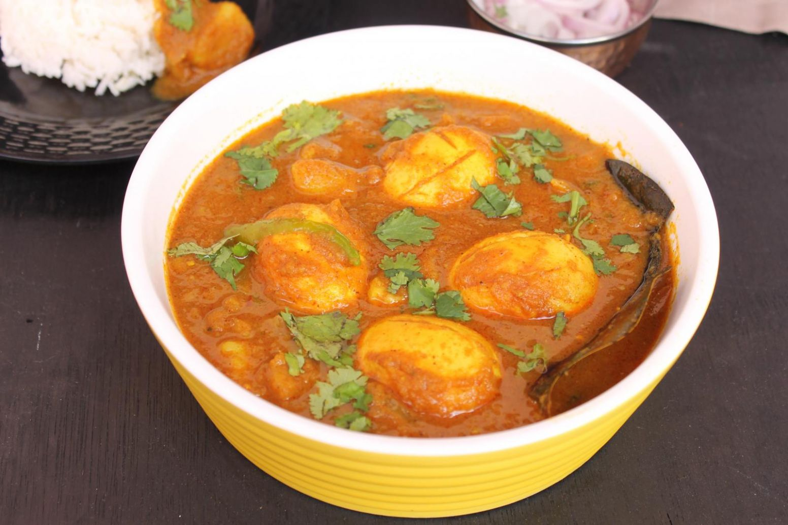 Bengali Egg Curry Recipe by Archana's Kitchen
