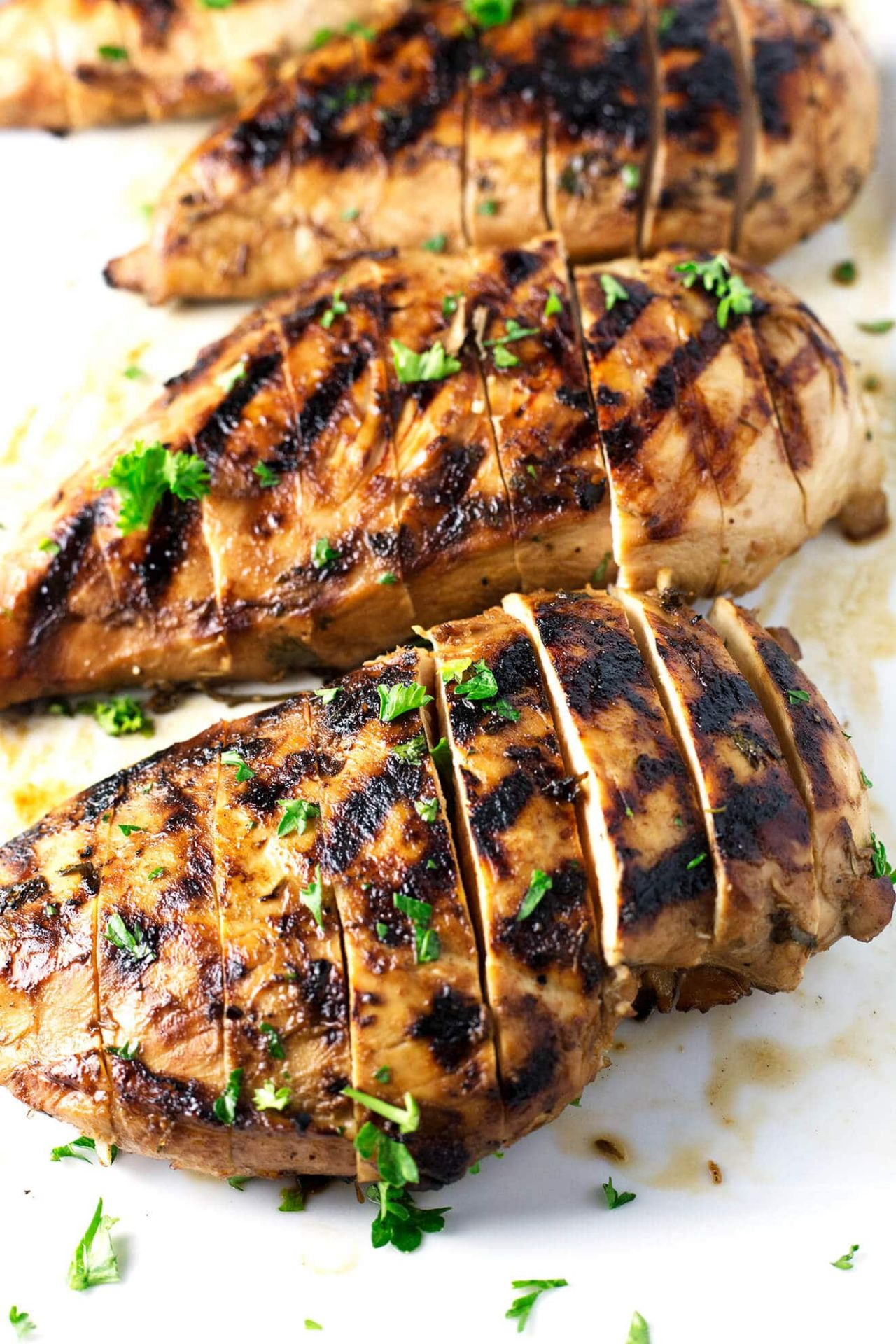 Best & Juiciest Grilled Chicken Breast - Recipe Chicken Breast Grilled