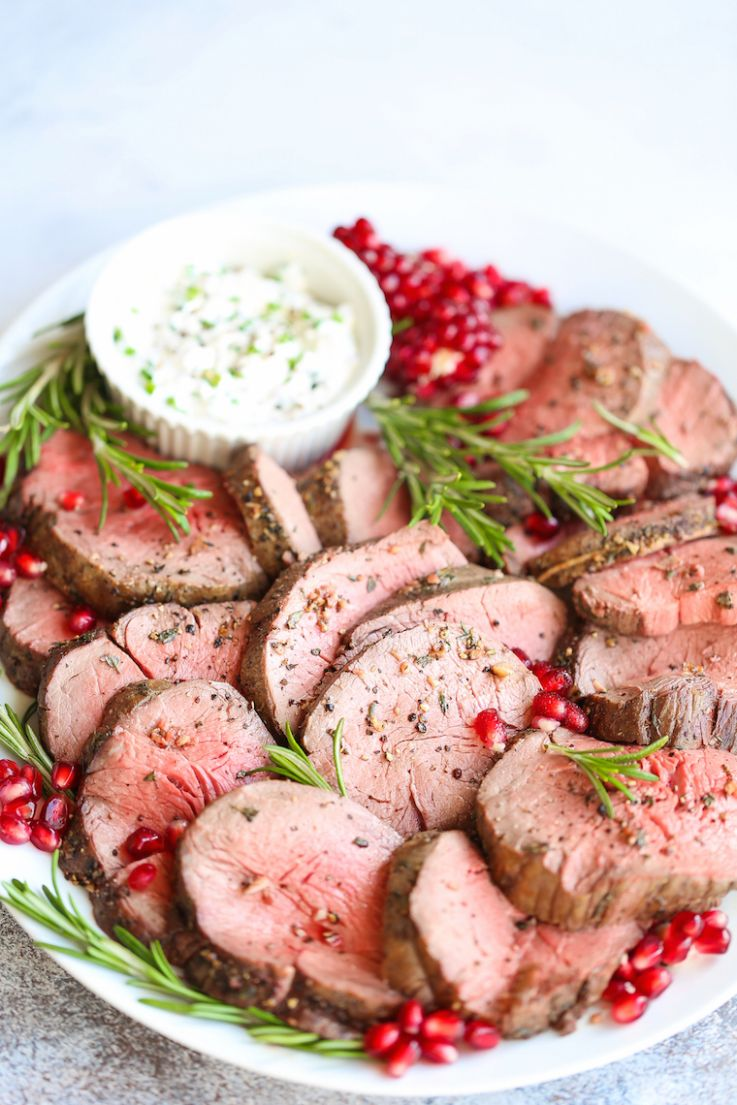 Best Beef Tenderloin with Creamy Mustard Sauce - Recipes Beef Loin