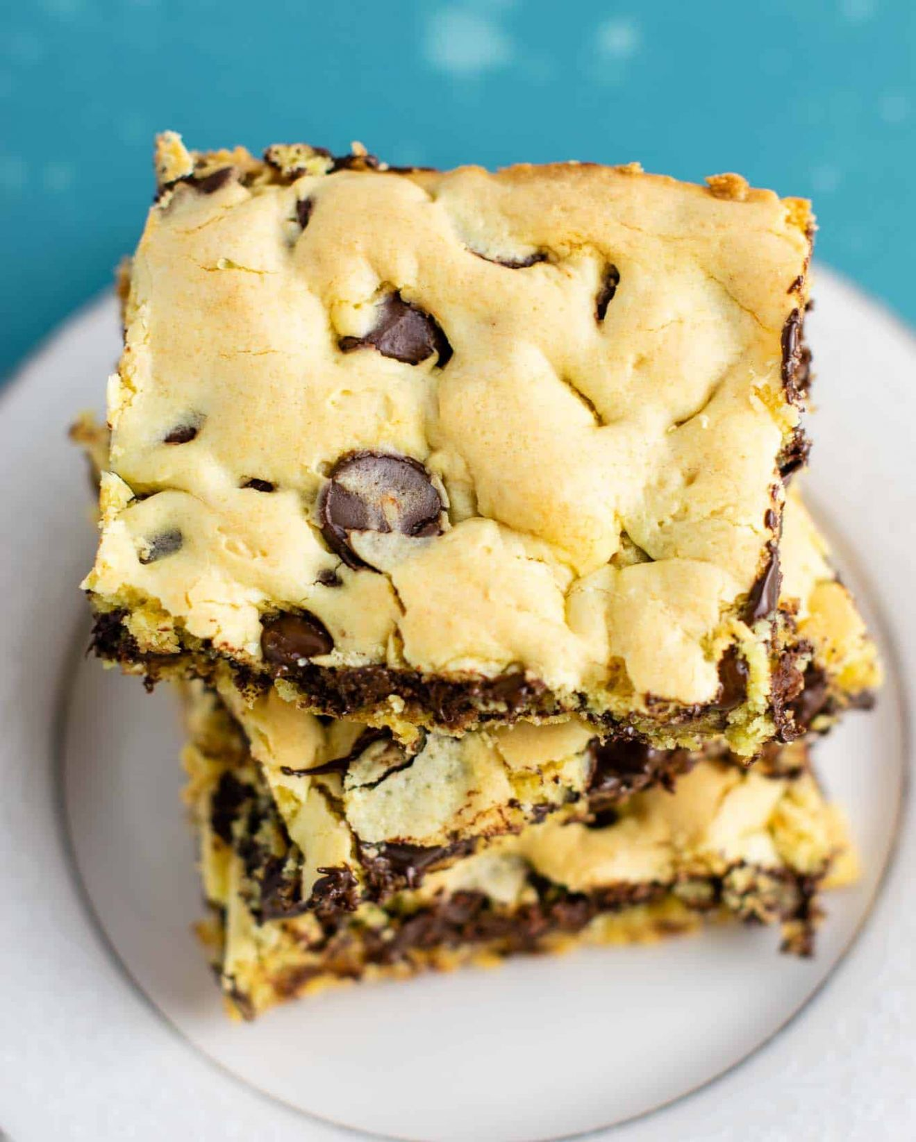 Best Cake Mix Cookie Bars Recipe - Build Your Bite - Recipes Yellow Cake Mix