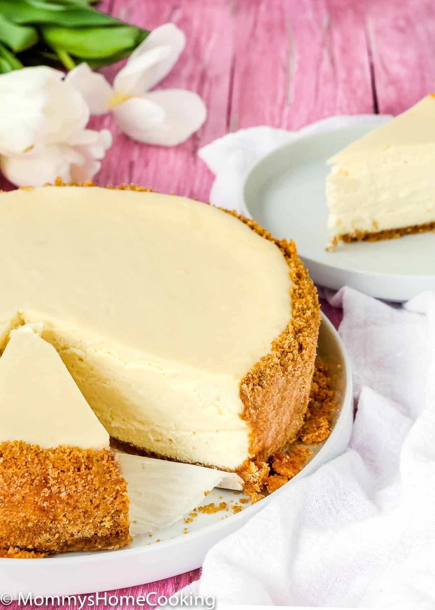 Best Eggless Cheesecake - Dessert Recipes Cheesecake