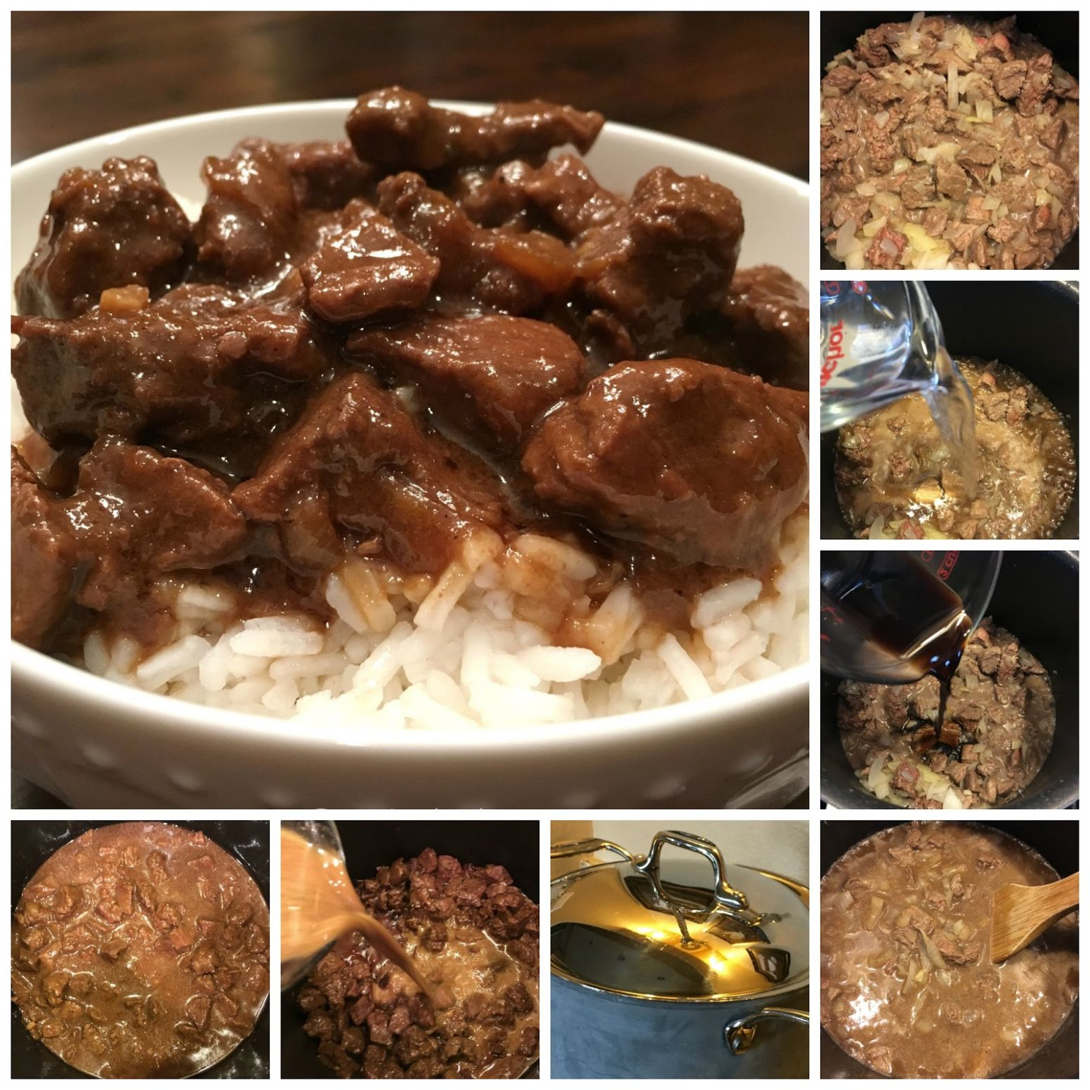 Best-Ever Beef Tips - Sweet Little Bluebird - Recipes Beef Tips And Rice