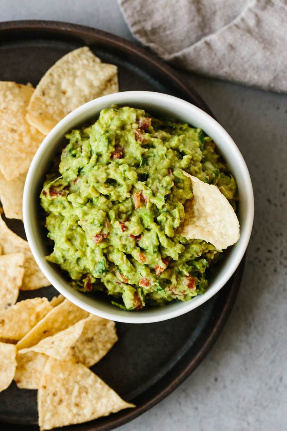 Best Ever Guacamole (Fresh, Easy & Authentic) | Downshiftology