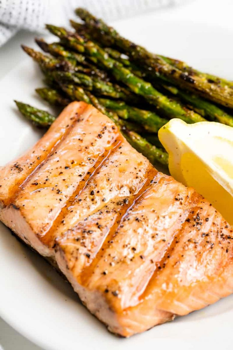 Best Grilled Salmon Recipe - Easy Recipes Salmon