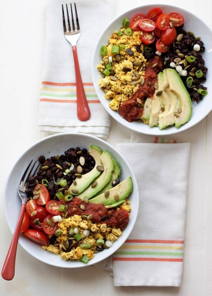 Best High Protein Vegan Breakfast Recipes from Healthy Food ..