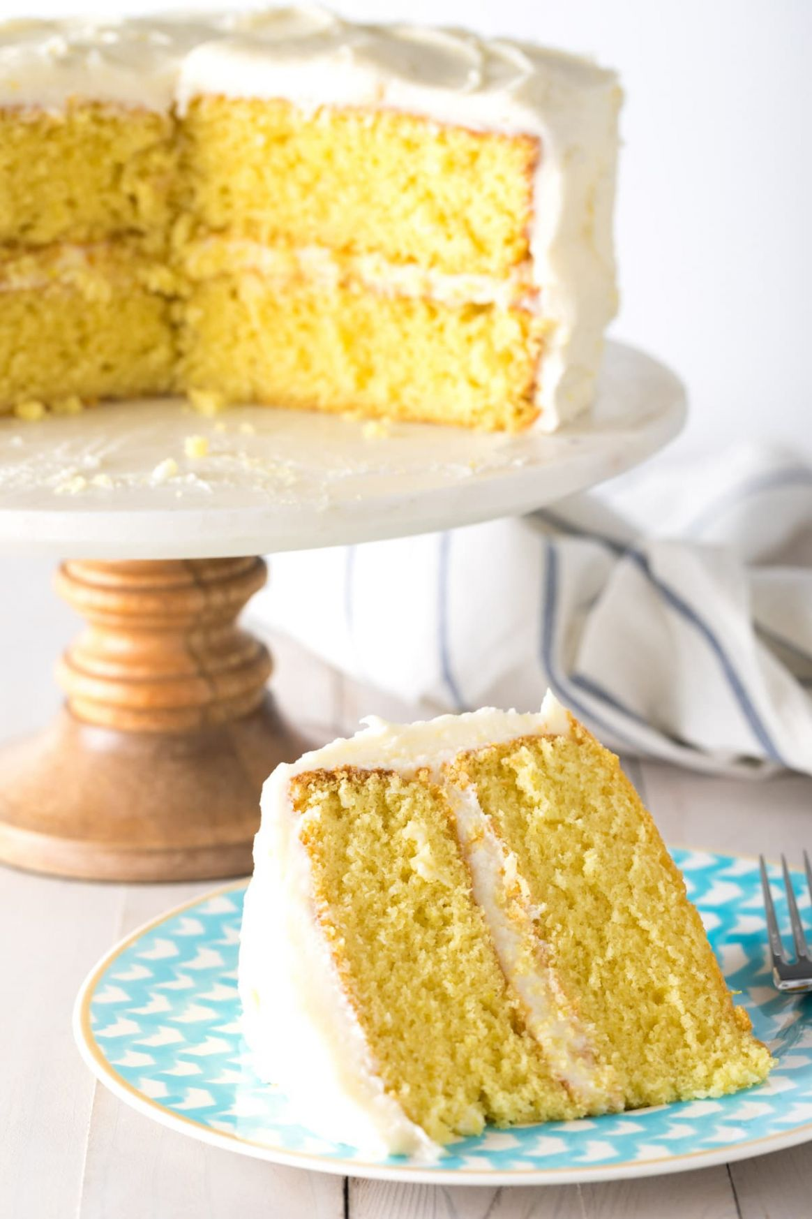 Best Lemon Buttermilk Cake