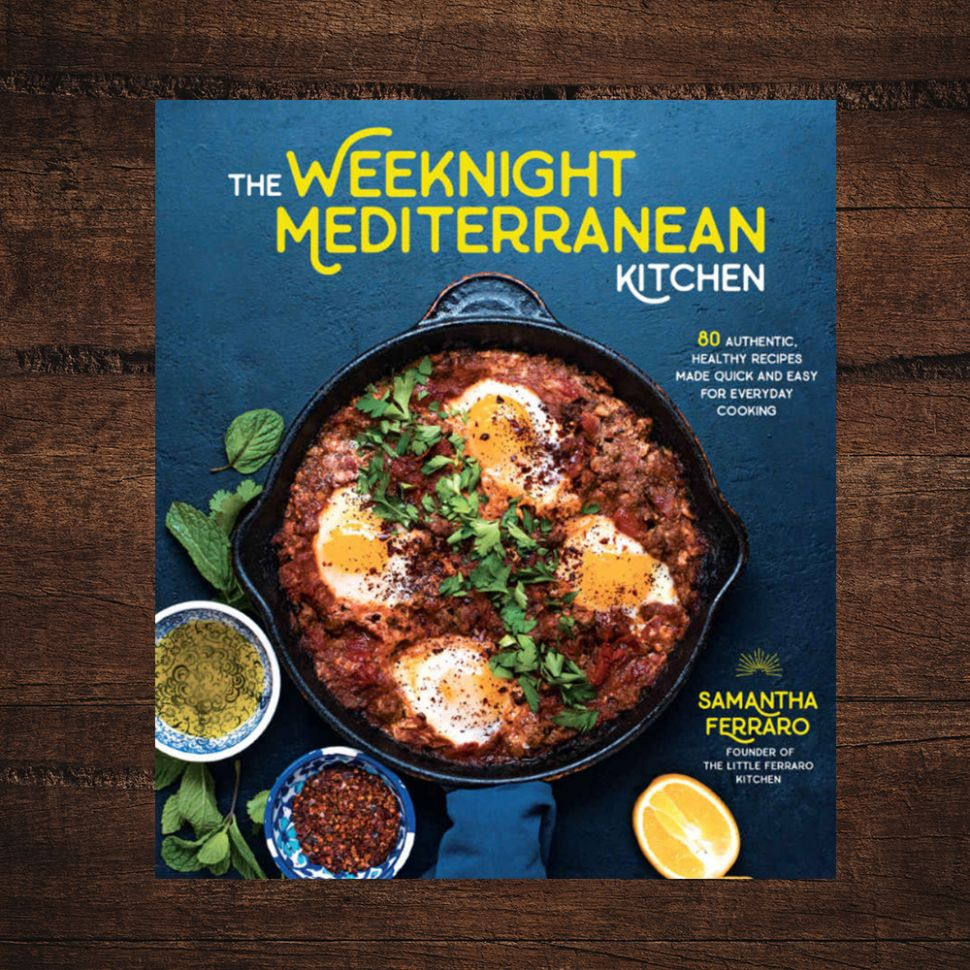 Best Mediterranean Diet Cookbooks with Easy, Healthy Recipes | Shape