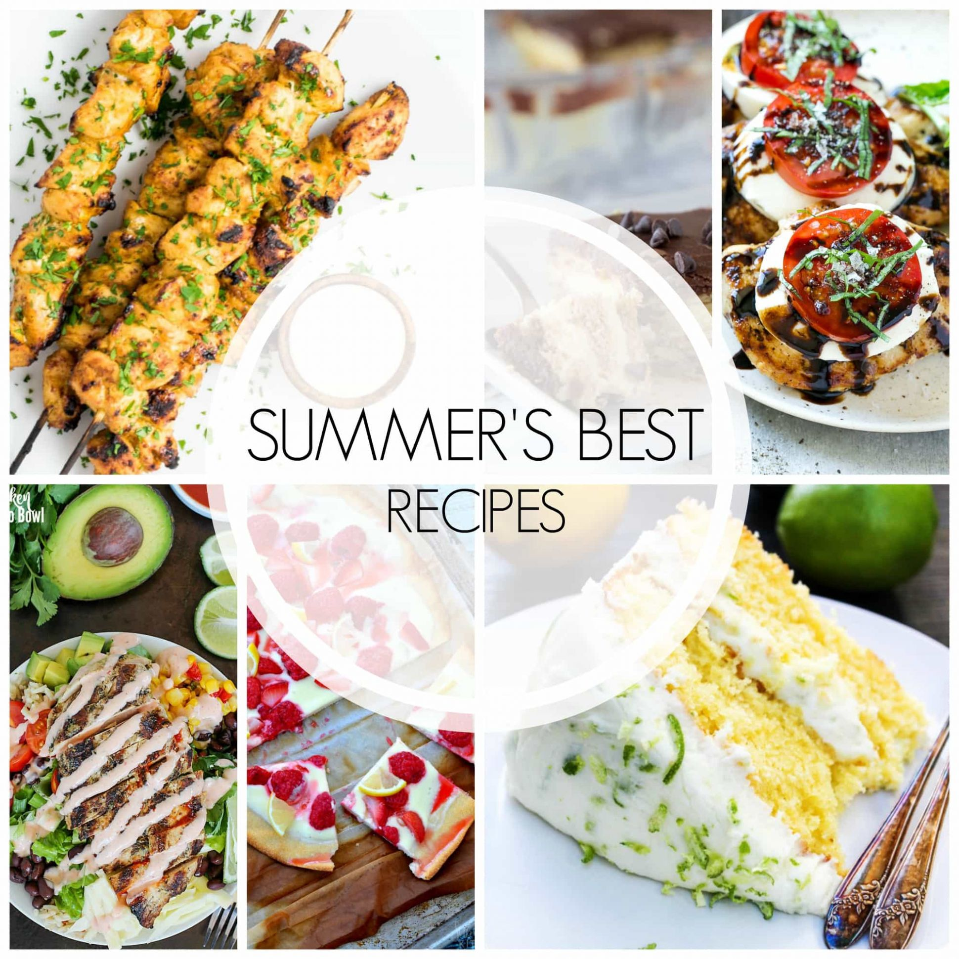 Best of the Summer Recipes - A Dash of Sanity