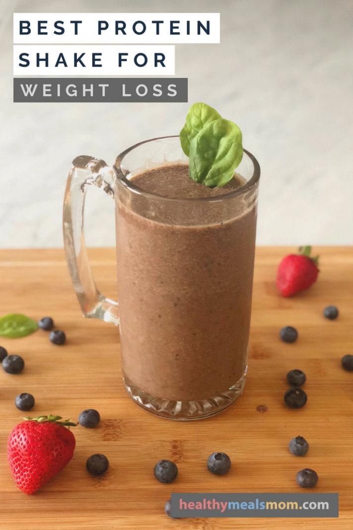 Best Protein Shake for Weight Loss - Healthy Meals Mom Information ...