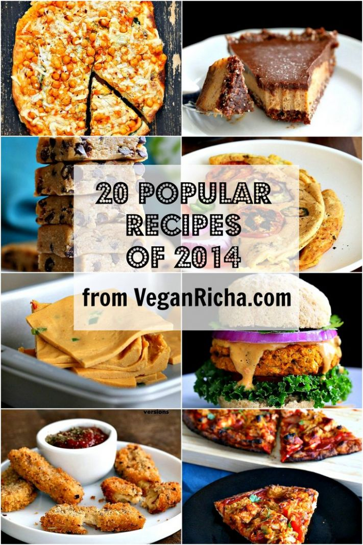 Best Vegan Recipes 12 - Vegan Richa - Healthy Recipes Vegetarian Blog