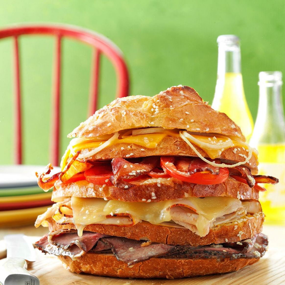 Big Sandwich - Sandwich Recipes Taste Of Home