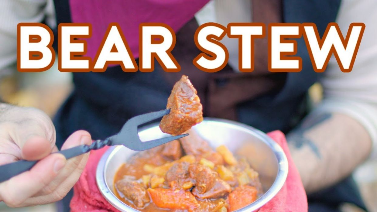 Binging with Babish: Bear Stew from Red Dead Redemption 11 - Food Recipes Rdr2