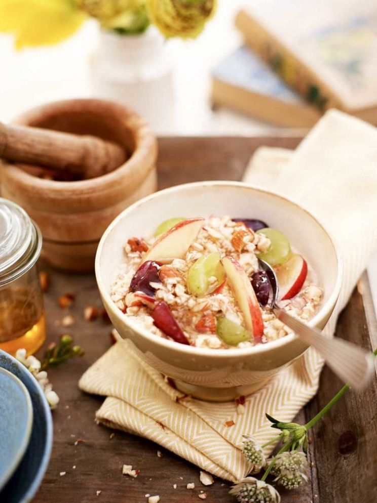 Bircher muesli - Breakfast Recipes Delicious Magazine