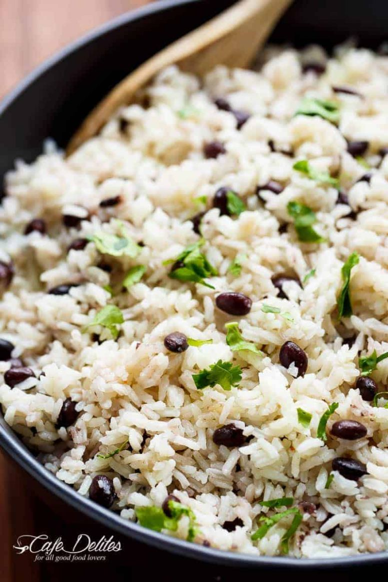 Black Beans & Rice Recipe - Recipes Rice And Beans
