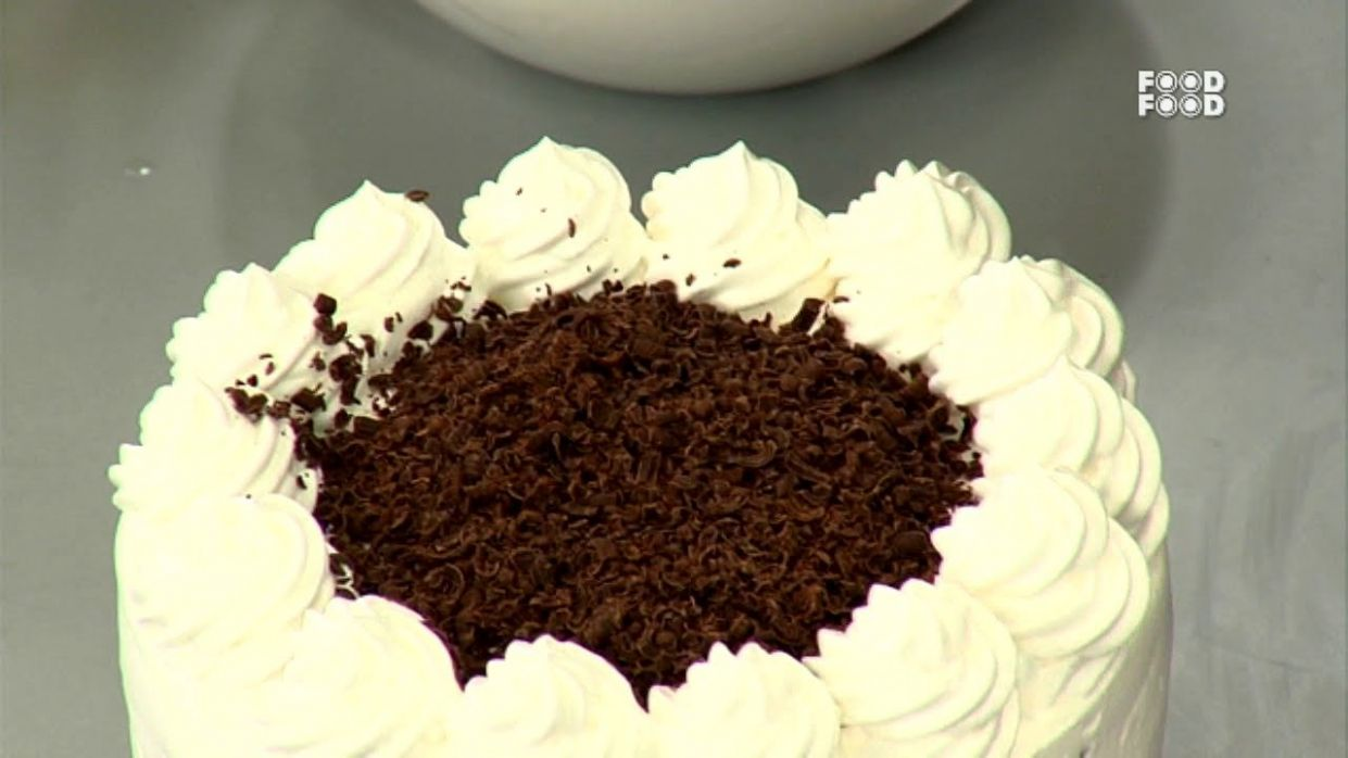 Black Forest Cake - Sanjeev Kapoor's Kitchen