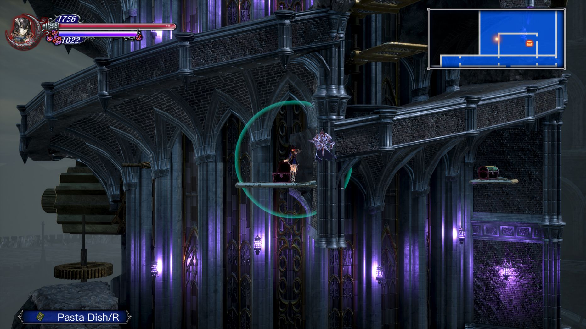 Bloodstained Ritual of the Night Food Recipe Book Locations - Food Recipes Bloodstained
