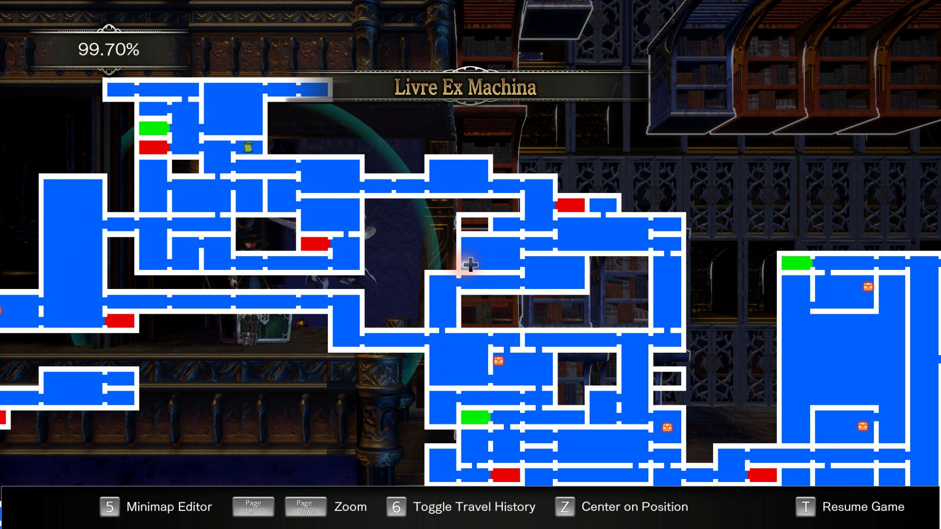 Bloodstained Ritual of the Night Food Recipe Book Locations