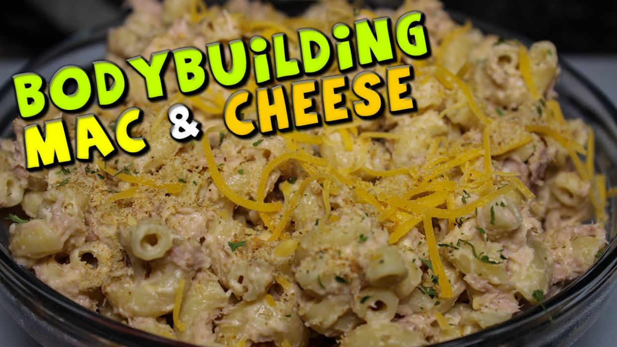 Bodybuilding Mac & Cheese Recipe (Healthy + High PROTEIN) - Healthy Recipes Bodybuilding