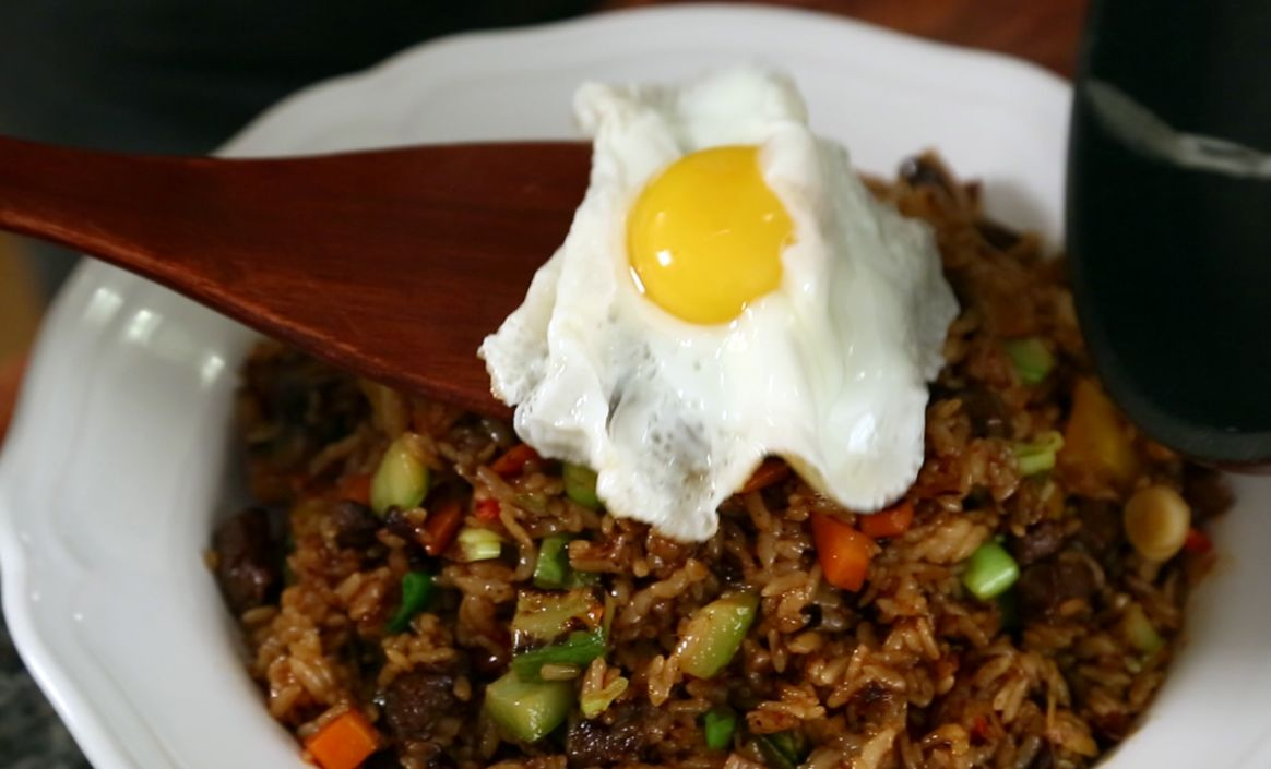 Bokkeumbap - Rice Recipes Korean