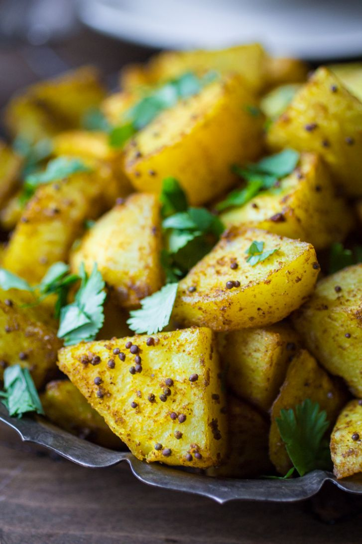 Bombay Potatoes - The Wanderlust Kitchen