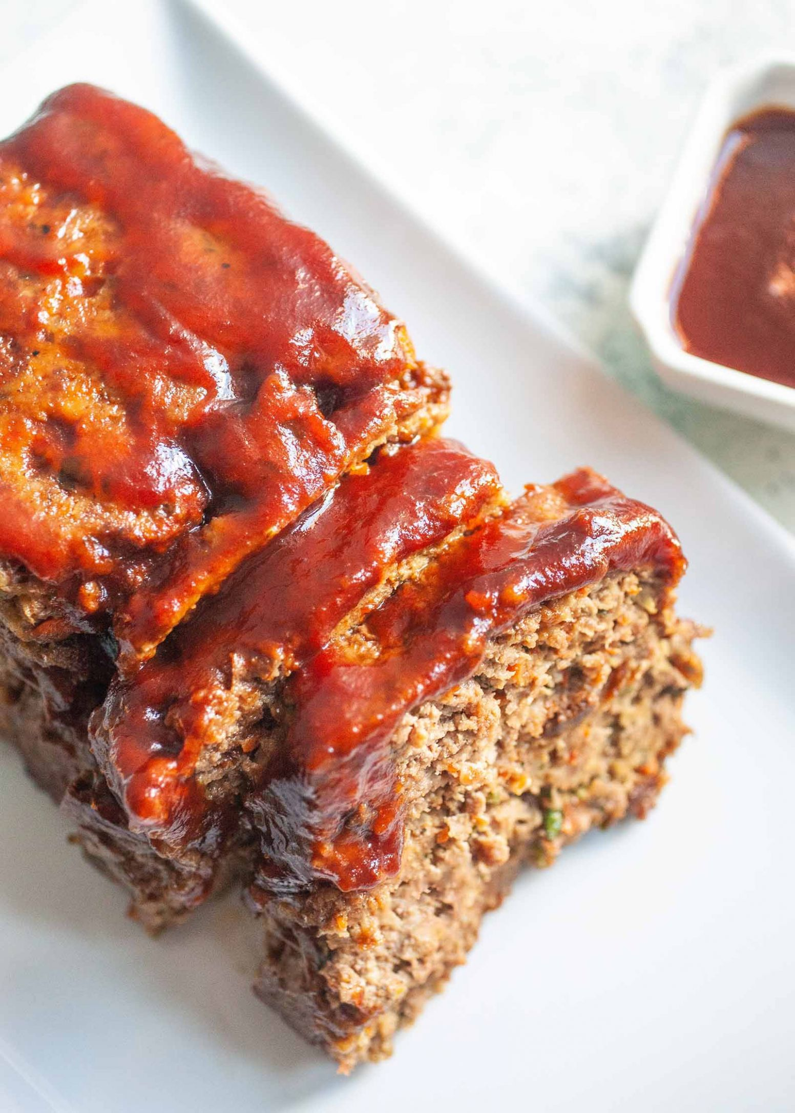 Bourbon BBQ Meatloaf