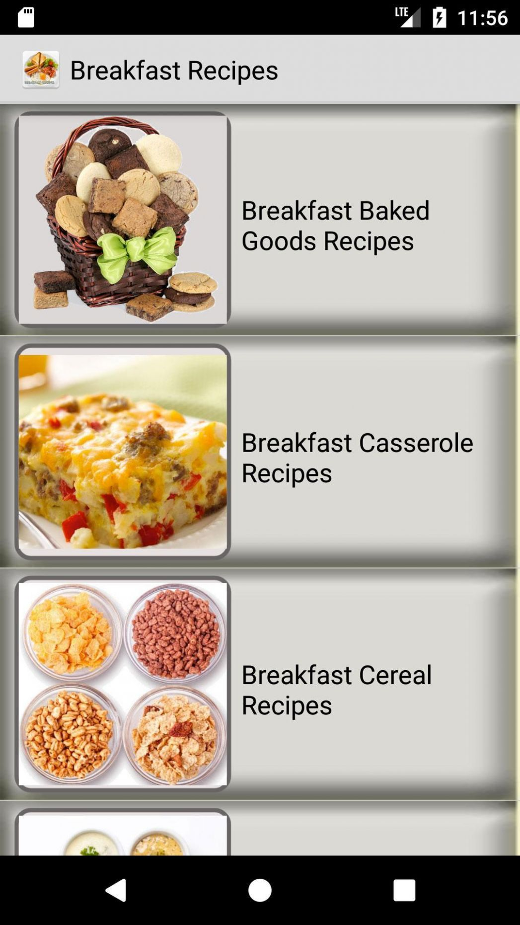 Breakfast Recipes for Android - APK Download