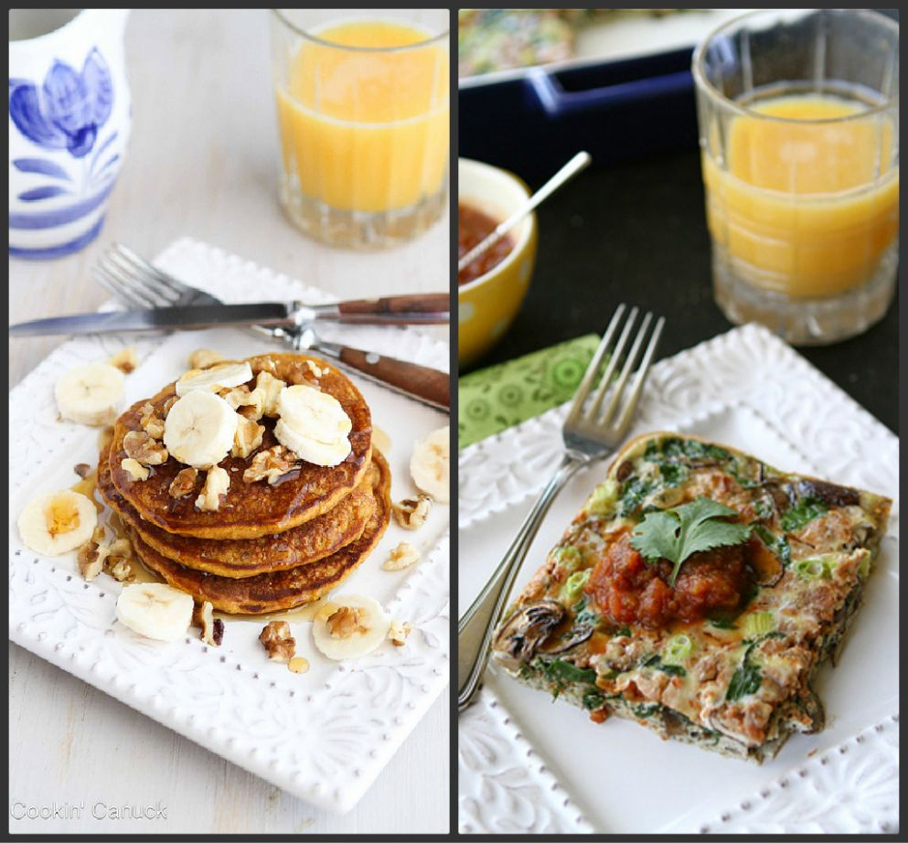 Breakfast Recipes to Feed a Crowd | cookincanuck