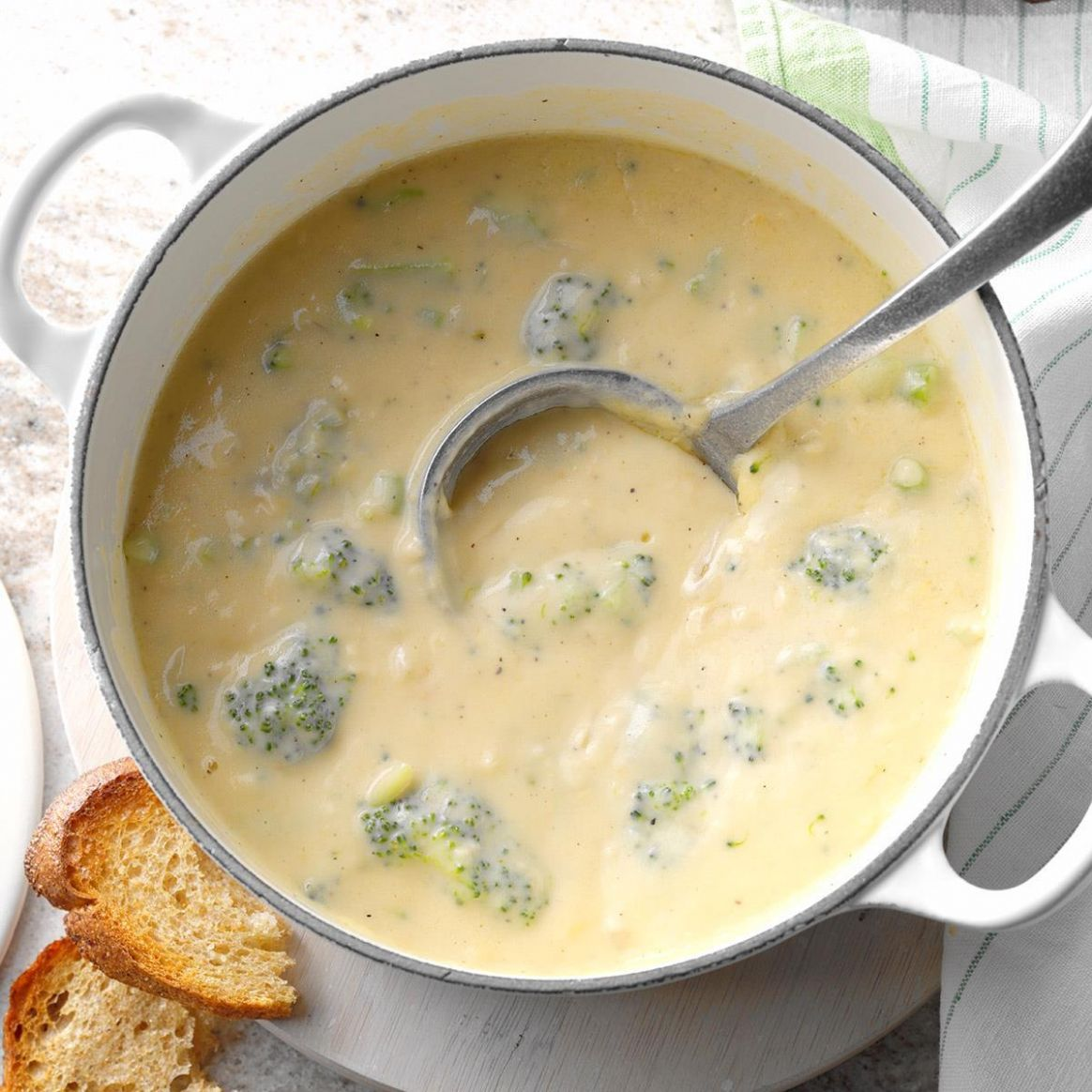 Broccoli Cheddar Soup - Broccoli Cheddar Soup Recipes