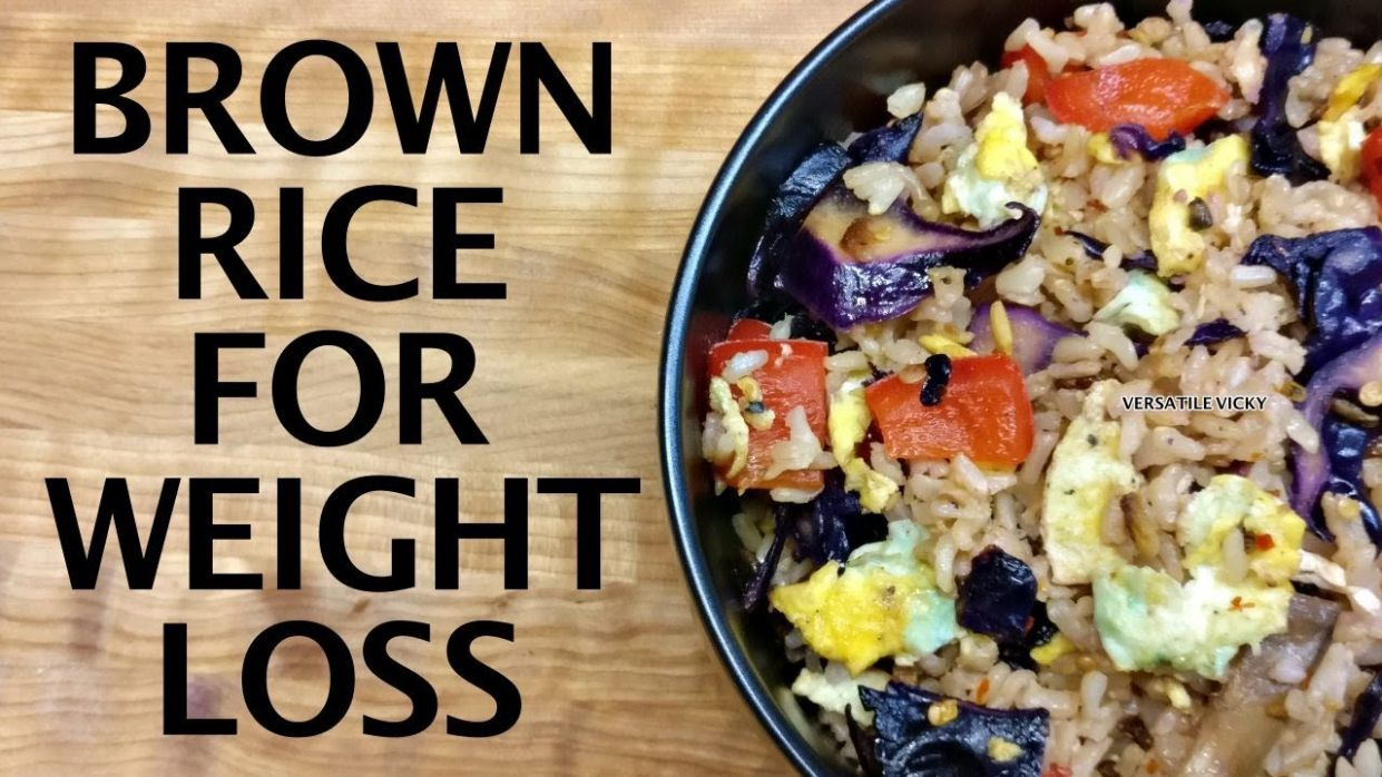 Brown Rice Recipe For Weight Loss | Healthy Brown Rice Recipes Indian - Brown Rice Recipes Weight Loss