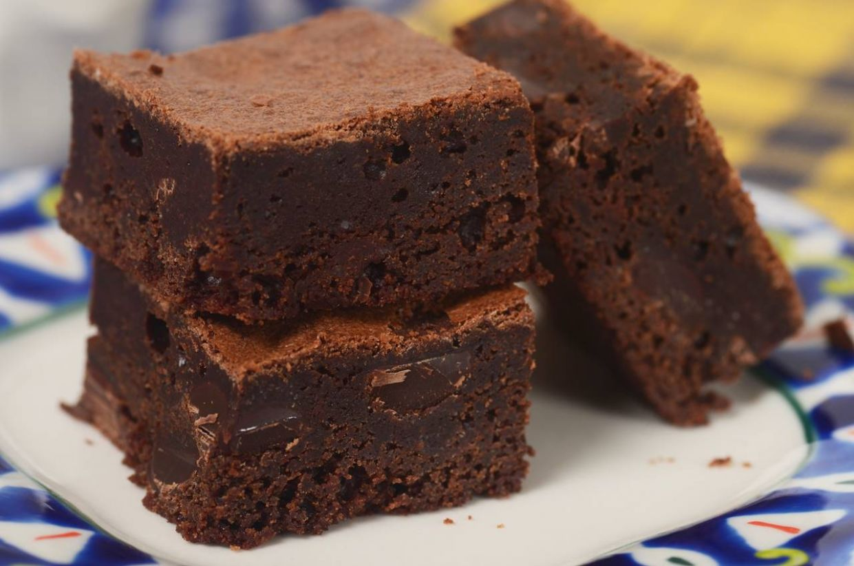 Brownies Recipe & Video