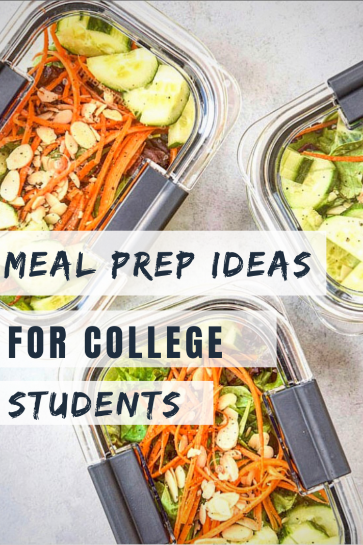 Budget Meal Prep Ideas for College Students - Meal Plan Addict - Simple Recipes For Students