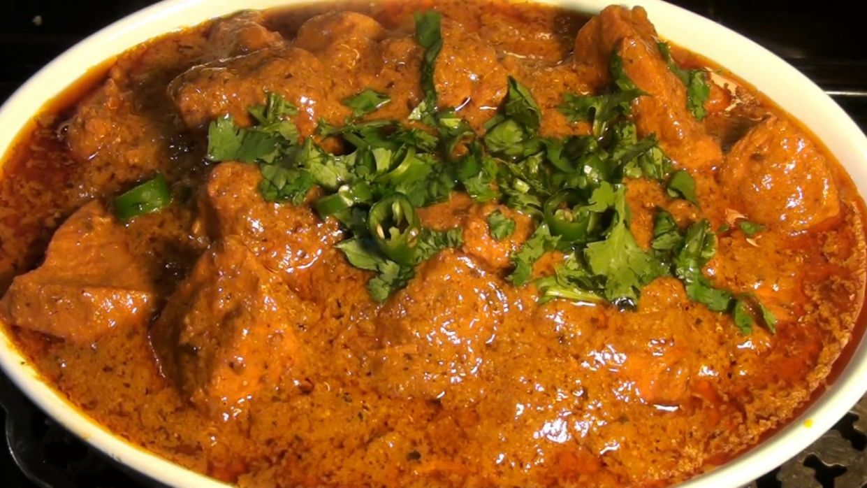 BUTTER CHICKEN RECIPE PAKISTANI STYLE / BUTTER CHICKEN RECIPE VIDEO IN URDU