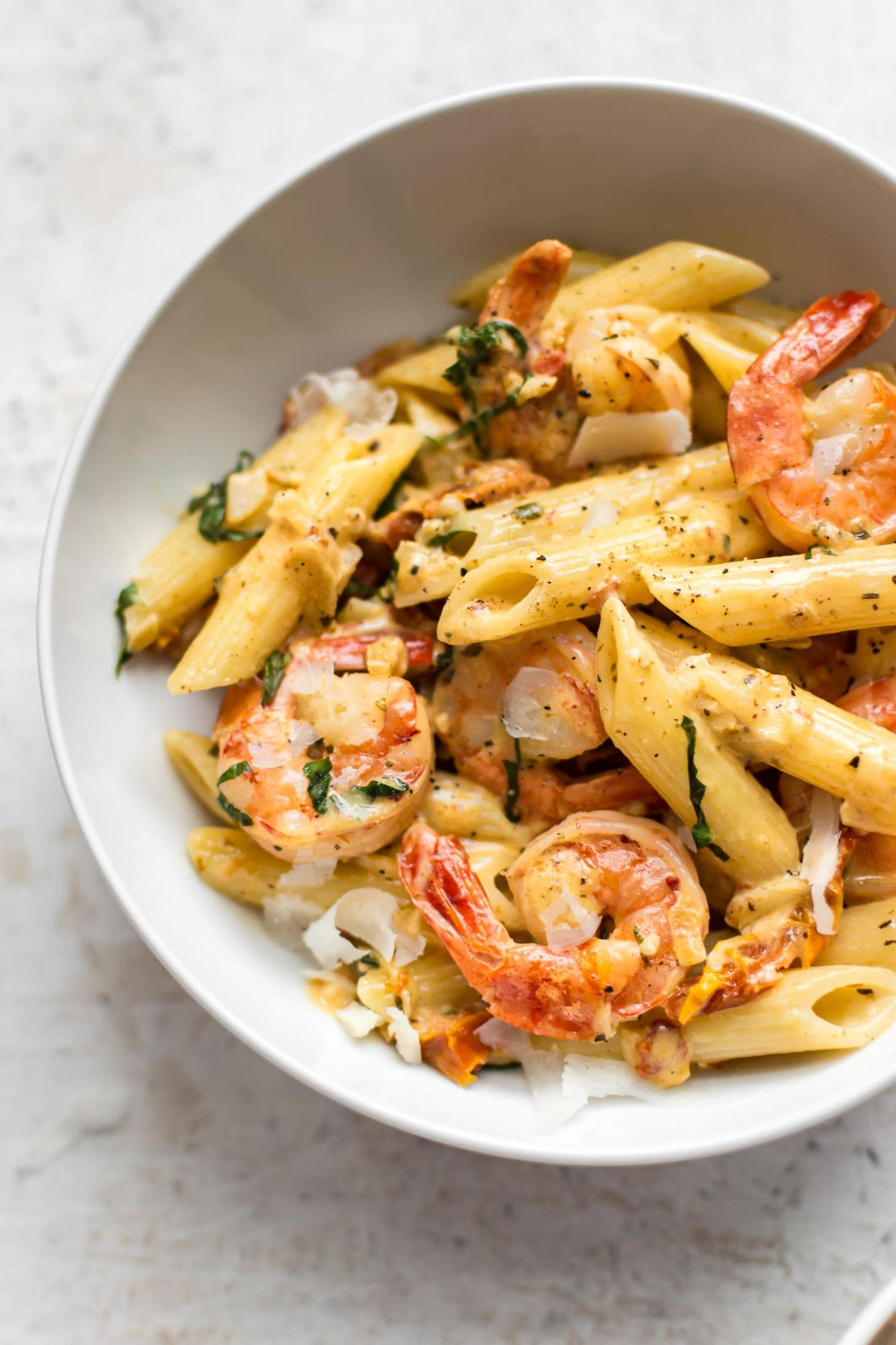 Cajun Shrimp Pasta - Recipes Pasta Shrimp