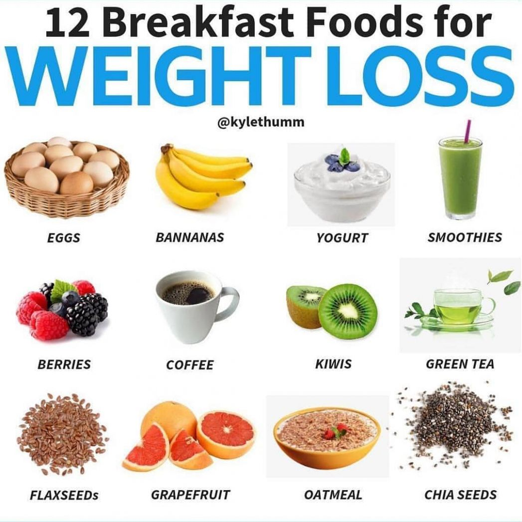 "Calorie Details on Twitter: ""11 breakfast foods for weight loss… "" - Breakfast Recipes For Weight Loss"