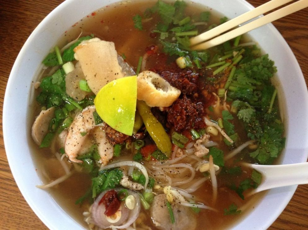 Cambodia food - charm of the Khmer people's simple life style ...