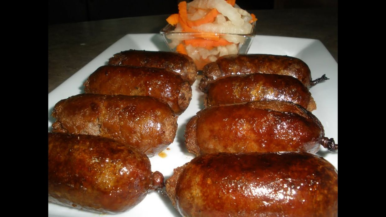 Cambodian Beef Sausage Recipe - Recipes Beef Sausages