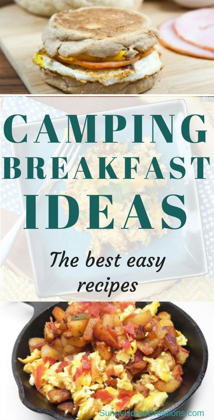 Camping Breakfast Recipes (mit Bildern) | Brunch rezepte ...